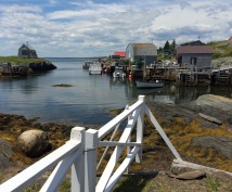 Blue Rocks, near Lunenburg